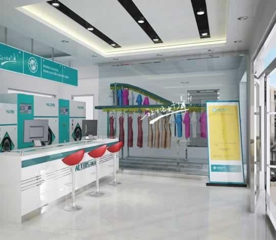 投资加盟洗衣店,威特斯品牌优势大