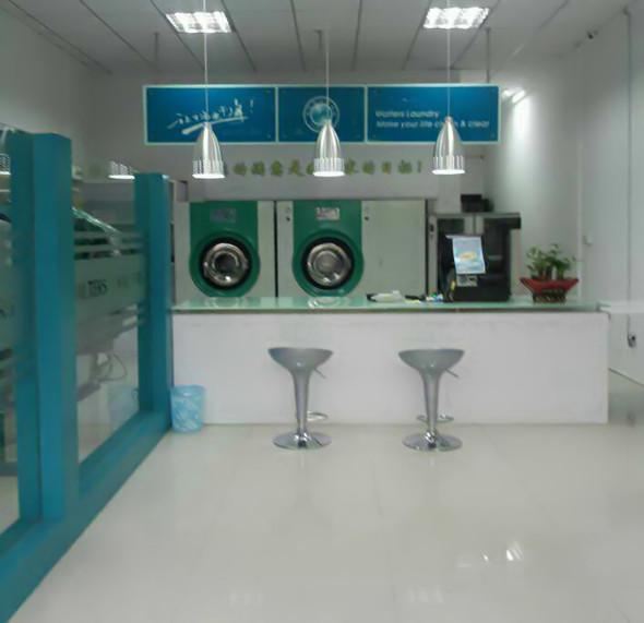 开一家绿色干洗店的方法