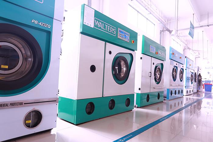 大型干洗店需要哪些设备,如何选择好的设备