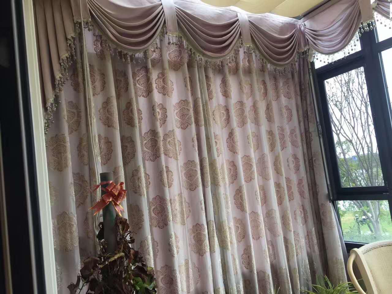 干洗窗帘 小细节大收获