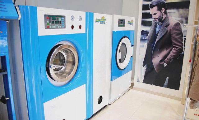 小型干洗店设备怎么选择?专家指点迷津