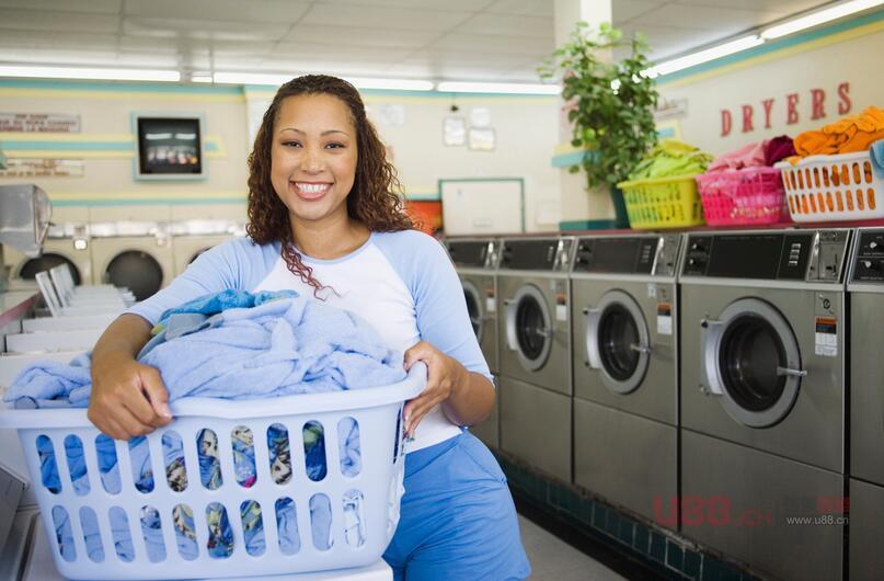 开个洗衣店要多少钱?真的不多