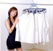 干洗店如何清洗白色衣服