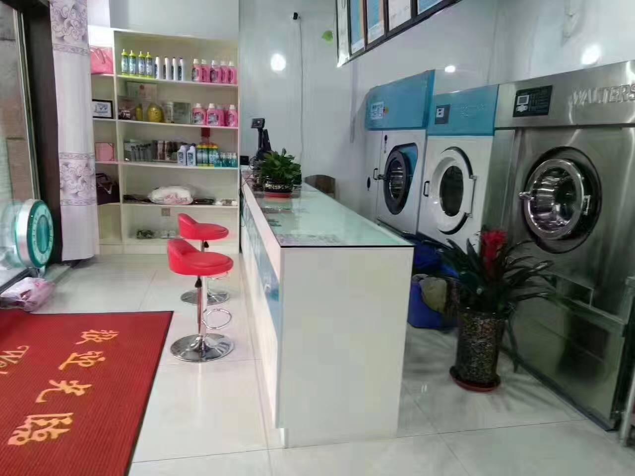 一套干洗设备价格是多少?低投资选威特斯