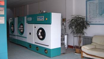 在上海一套干洗机多少钱
