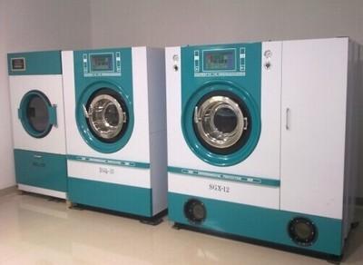 干洗店设备要多少费用