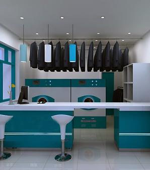 威特斯干洗店设备购买的放心便宜