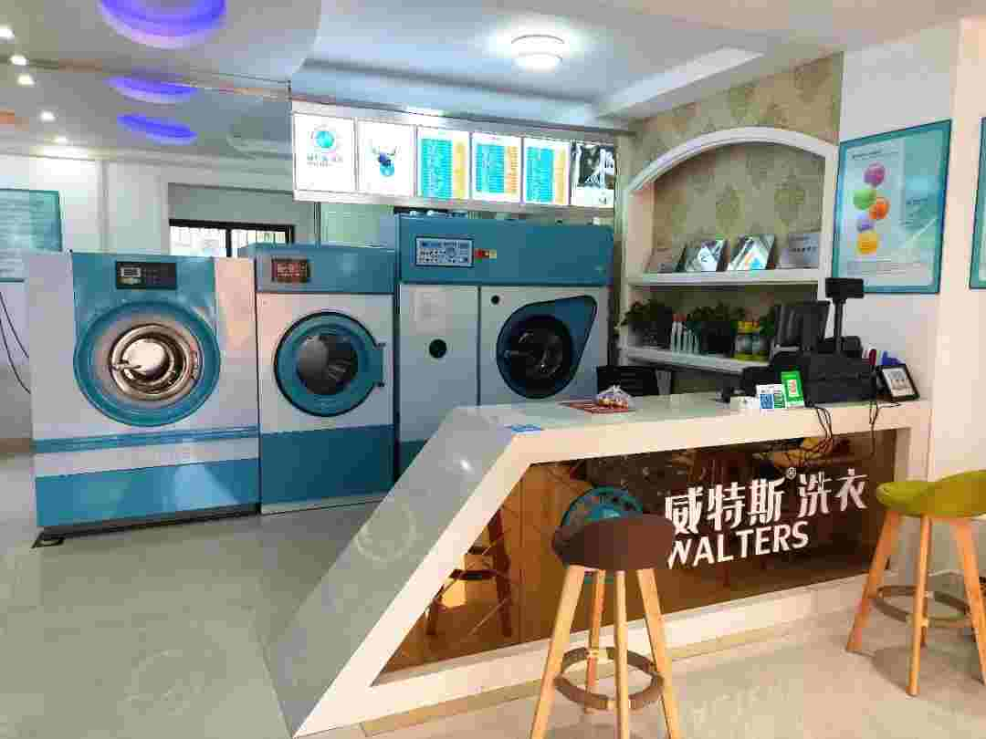 在青岛投资小型干洗店成本多少