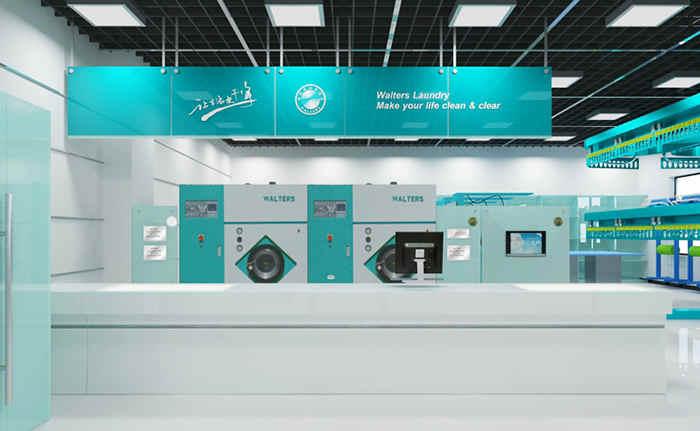 上海干洗加盟怎样选购干洗设备