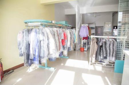 在威海开干洗店赚钱吗