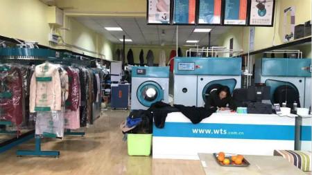 济源干洗店设备一套多少钱